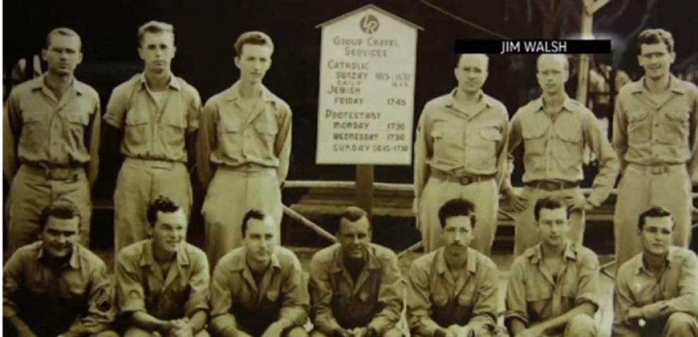 'Long Rangers' share World War II memories _lowres