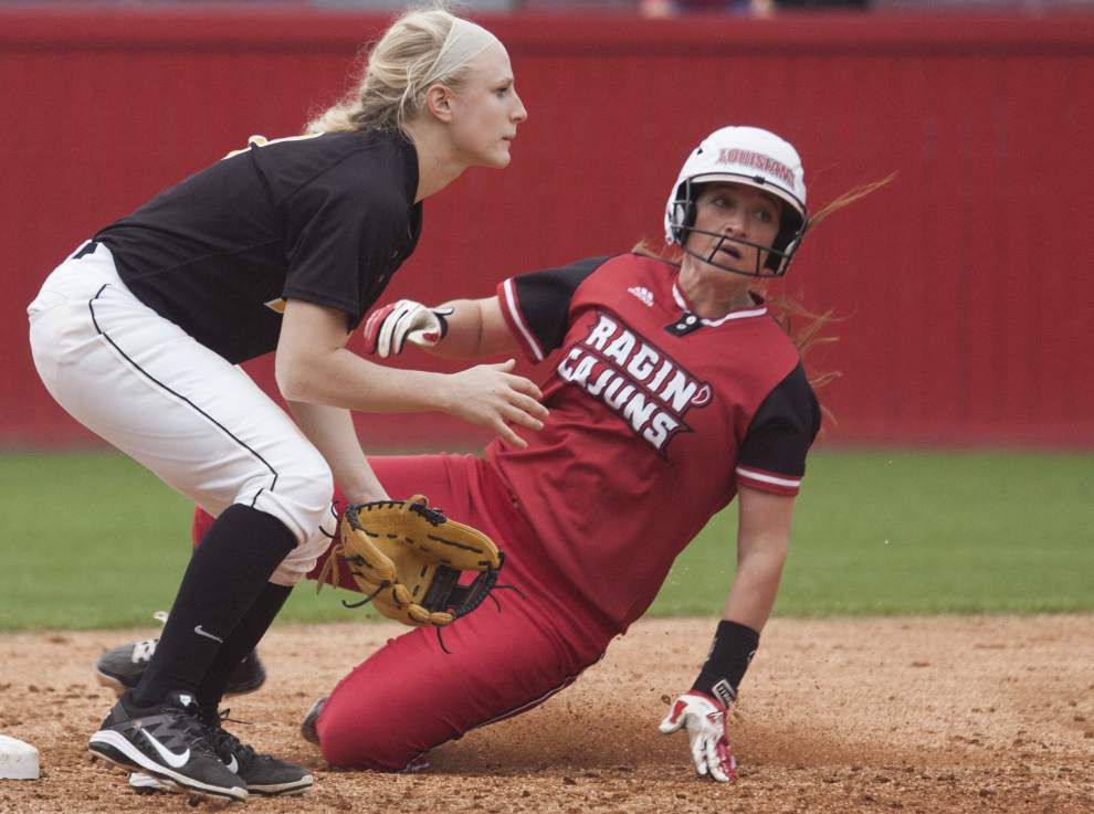 Ragin' Cajuns relish test against Alabama, softball coach Michael Lotief says _lowres