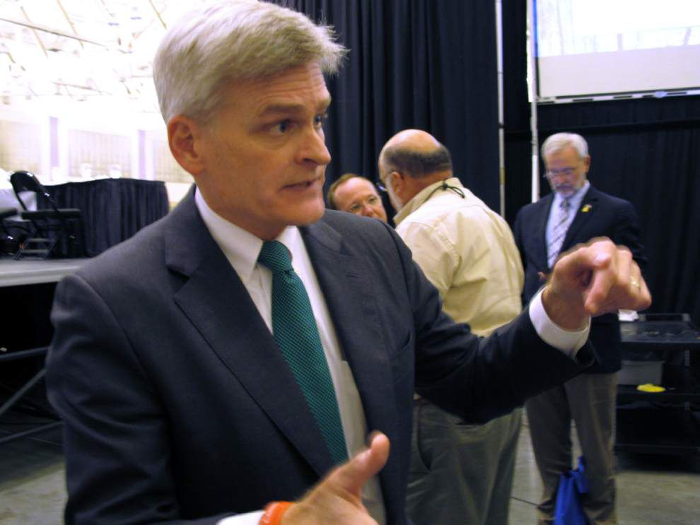 Stephanie Grace: Cassidy skips debates; public loses out _lowres