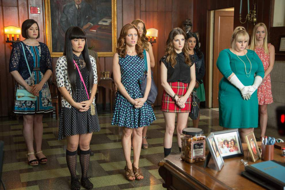 Review: 'Pitch Perfect 2' falls short of first movie's fun _lowres