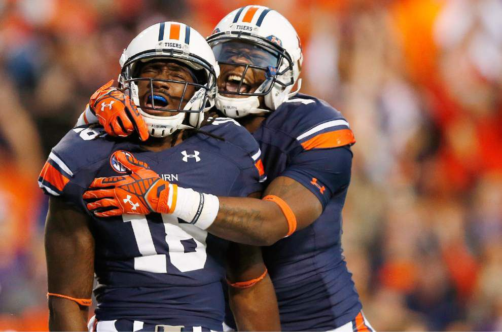 Auburn 41, LSU 7: Three and out (Auburn crushes LSU edition) _lowres