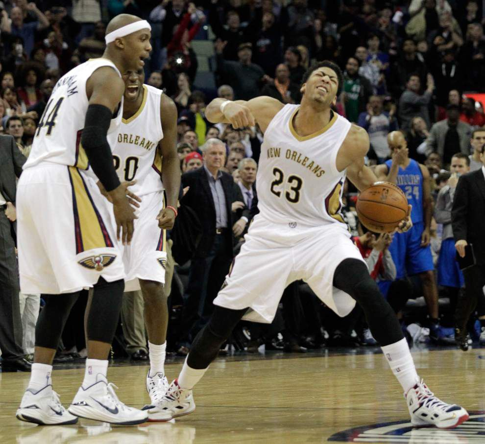 Pelicans expect to play Nuggets tougher this time _lowres