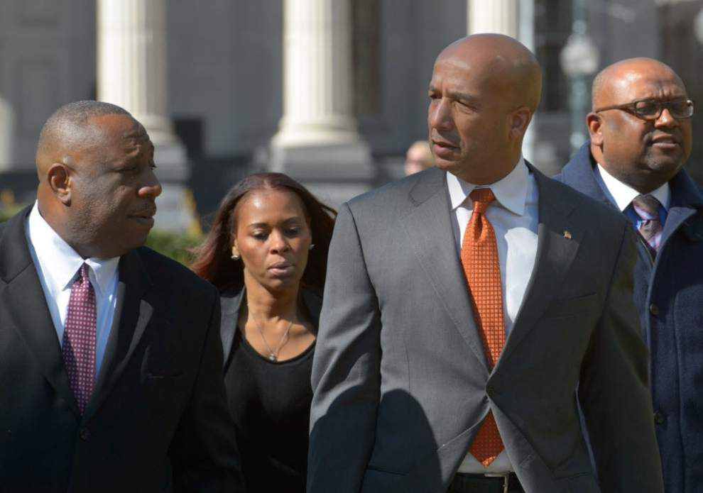 Nagin's sentencing date pushed back a week, to July 9 _lowres