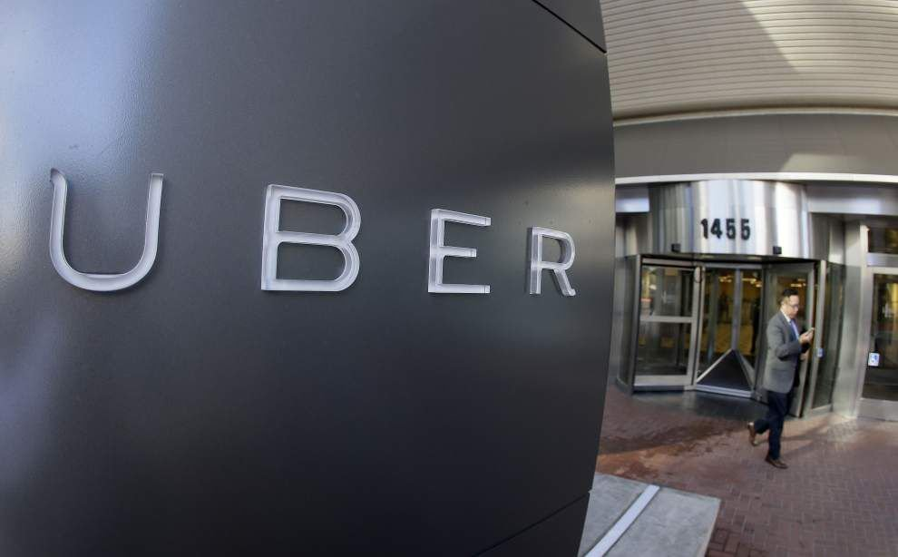 New Orleans cab drivers file suit against Uber drivers _lowres