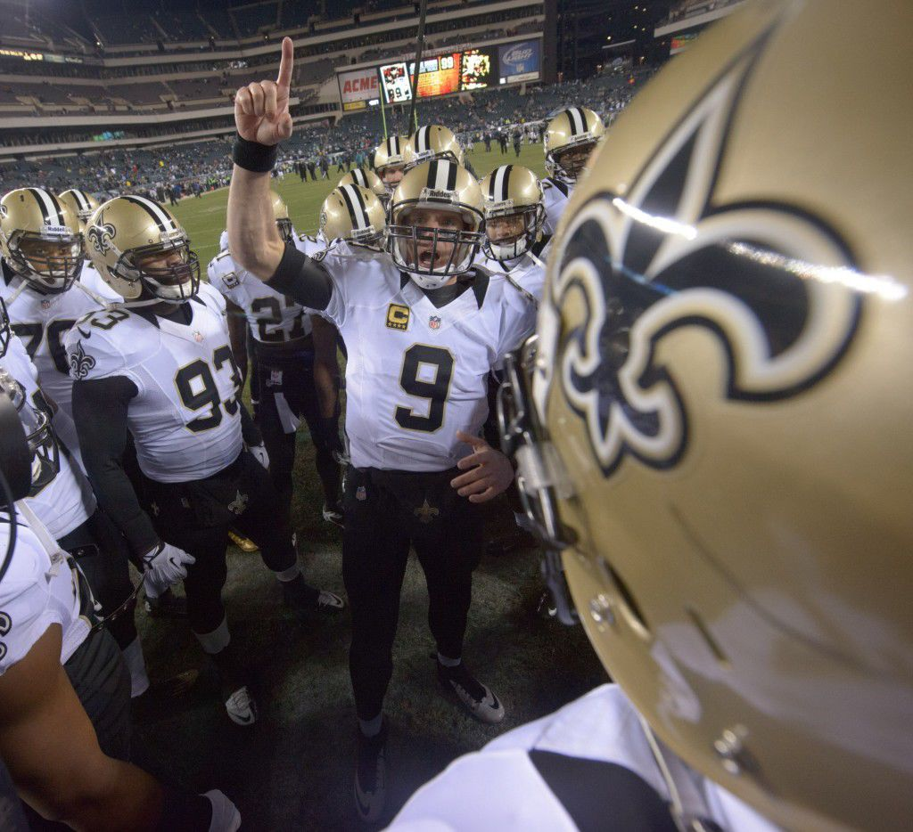 Saints will see what kind of team they are in 2014 road games, Brees says