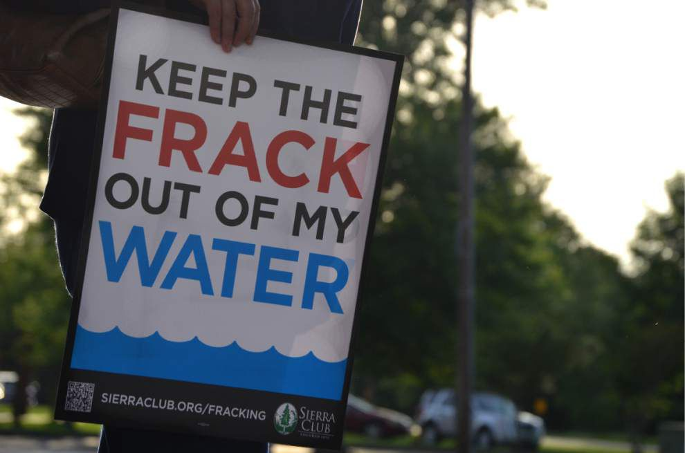 Public hearing on Helis fracking permit likely to stir passions in St. Tammany _lowres