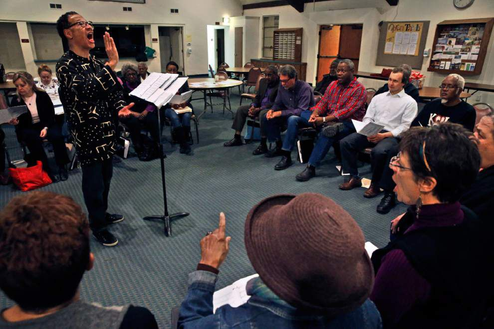 Denver project preserves and performs spirituals _lowres