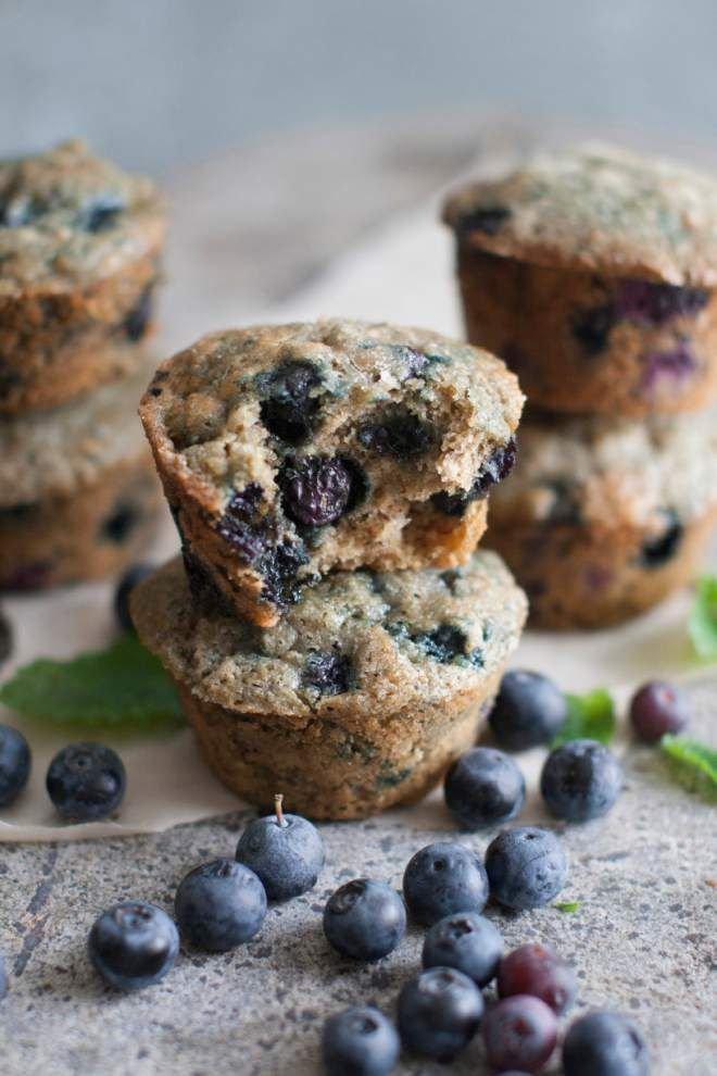 Enjoy healthy blueberry muffins all the time _lowres