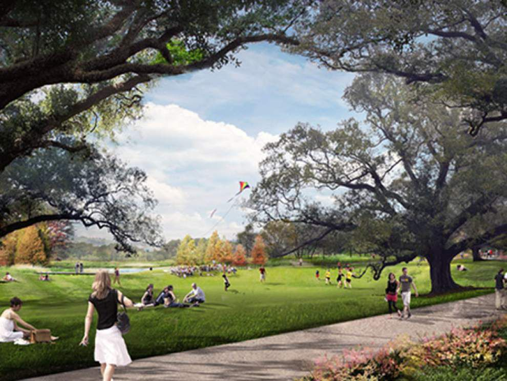 Fundraising effort set for ambitious Lafayette 'Horse Farm' park plan _lowres
