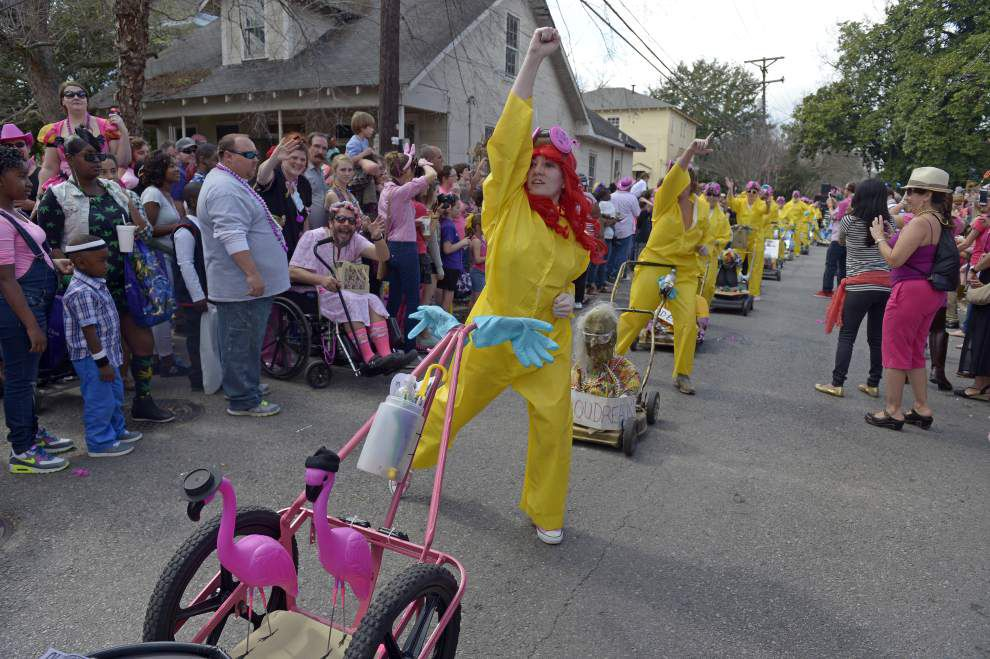 Photos: Annual Spanish Town event raucous revelry _lowres