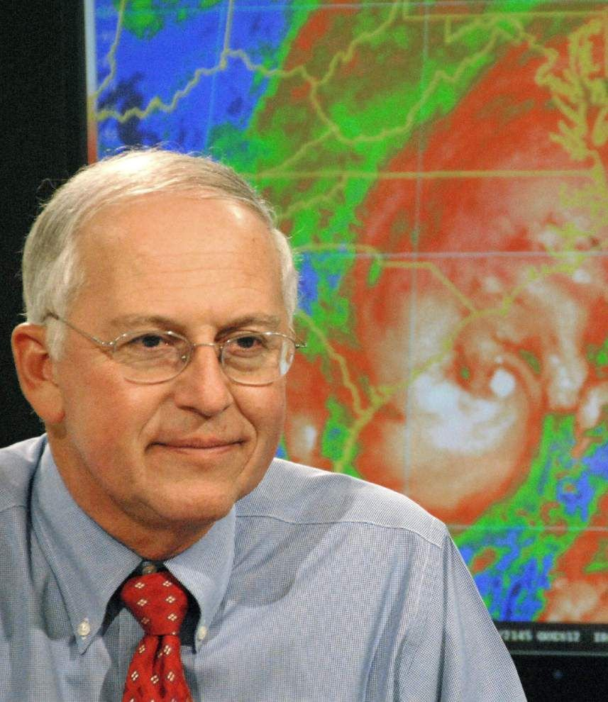 Hurricane forecasters: Unpredictable paths to fame _lowres