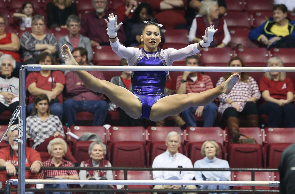 LSU at Alabama Gymnastics