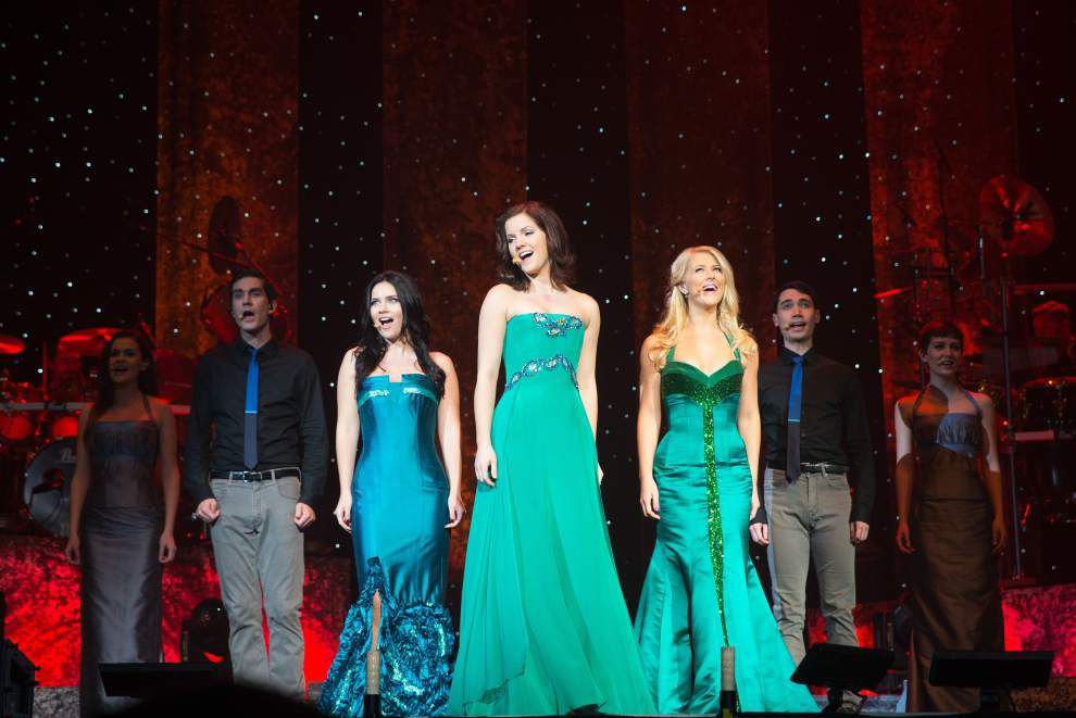 'Celtic Woman' marks 10th anniversary with reunion, tour _lowres