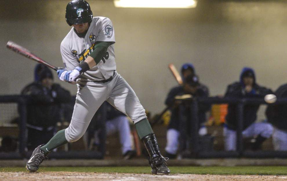 Tulane cruises past UNO 9-0 at Maestri Field _lowres