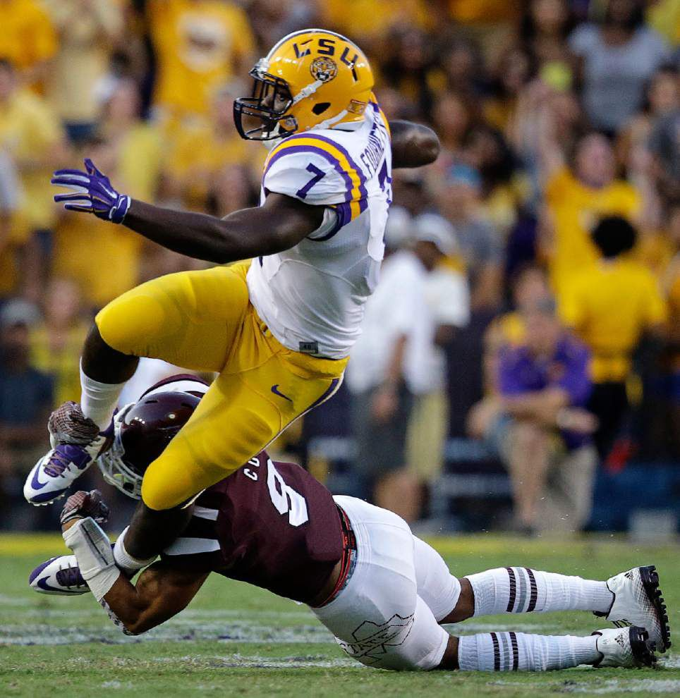LSU at Auburn: Four downs (Leonard Fournette improving edition) _lowres