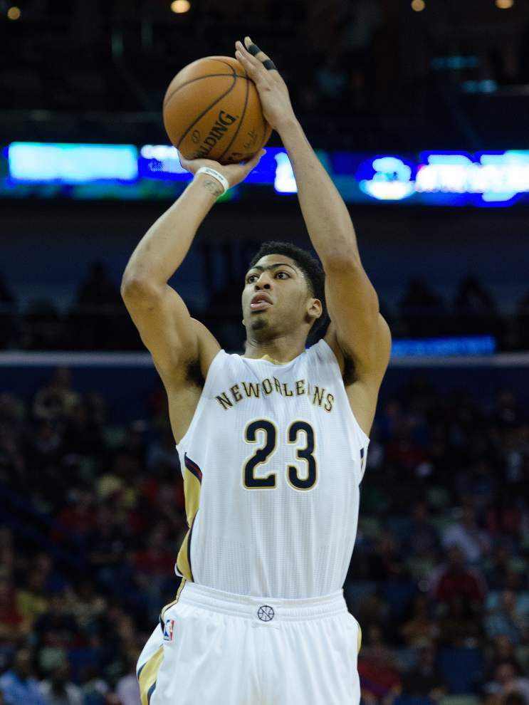 Defense sparks Pelicans past Thunder _lowres