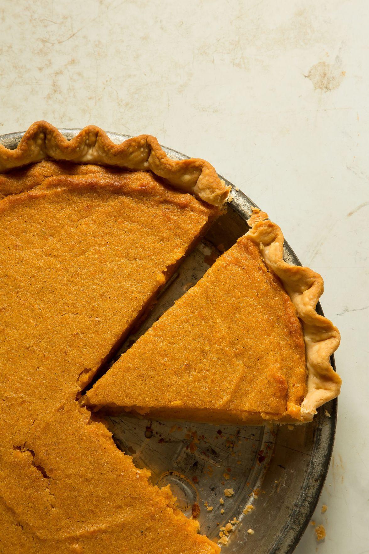 Side: Recipe for Sweet Potato Pie