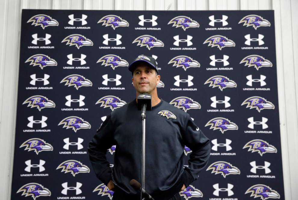 Saints find video of Baltimore's Ray Rice hitting fiancée 'disgusting' _lowres