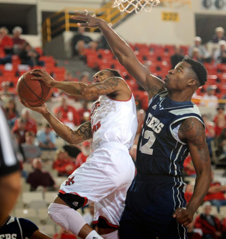 Cajuns return home to Jackson State _lowres