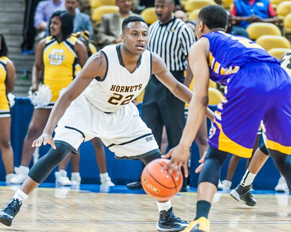 Scotlandville going back to final; Ja'Vonte Smart delivers for Hornets _lowres