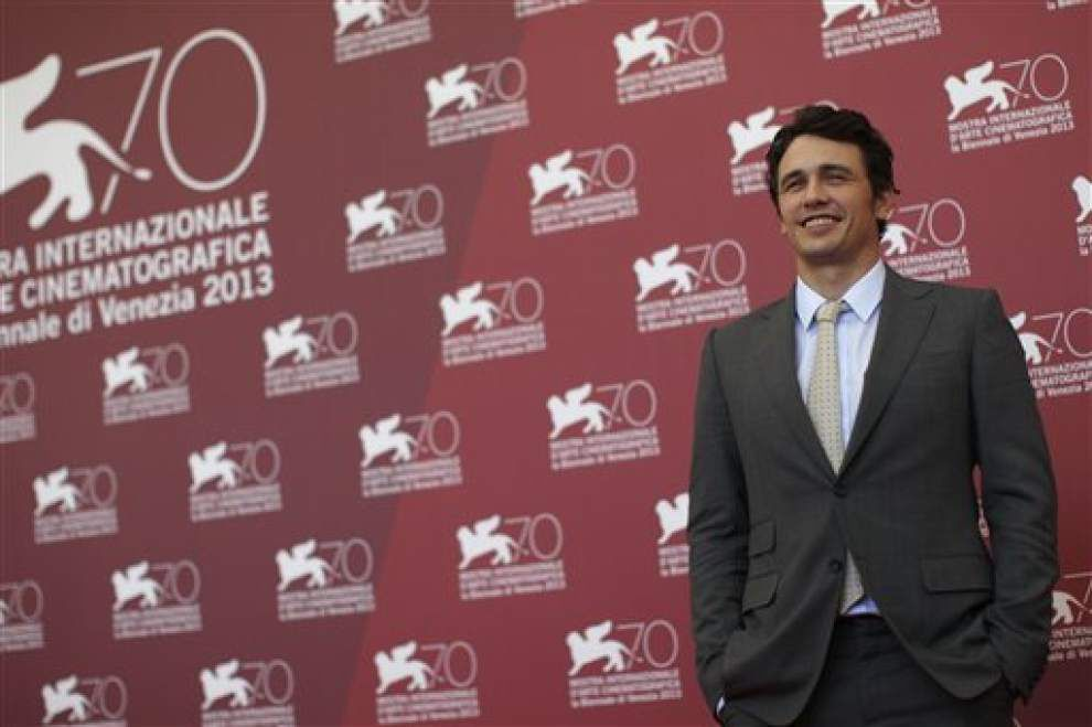 James Franco on work relationship with Scott Haze _lowres