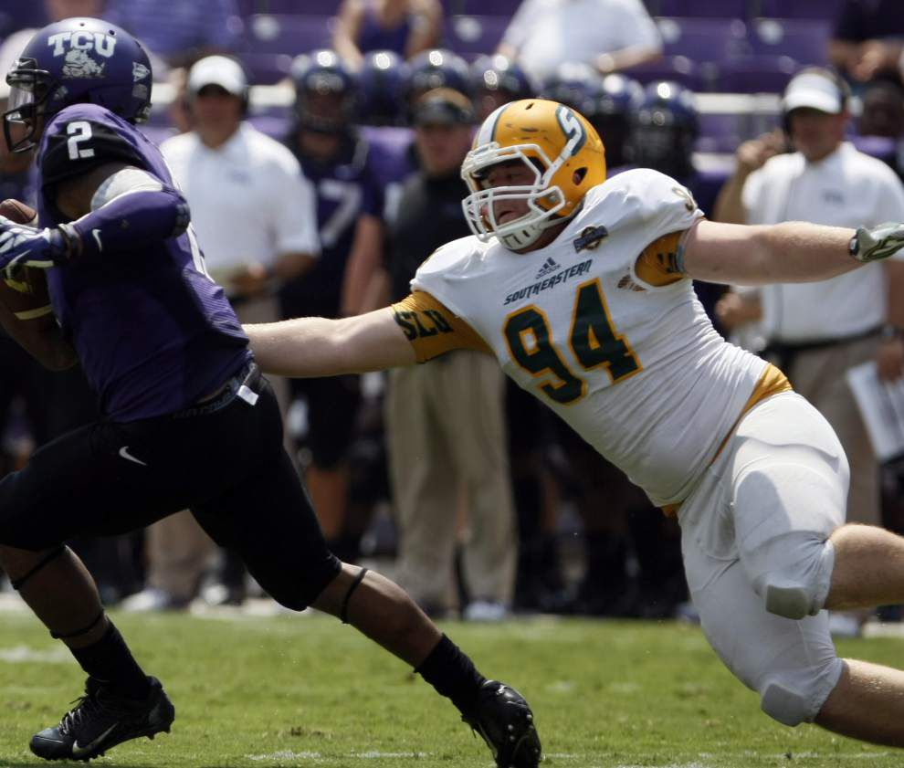 Southeastern's Jacob Newman stays humble, keeps expectations high _lowres