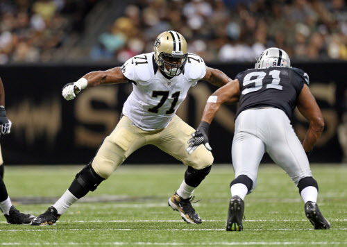Saints' Payton demotes Brown, Armstead to start at Carolina