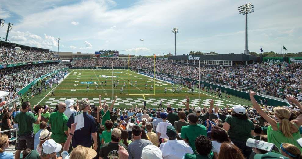 Photos: Tulane fans _lowres