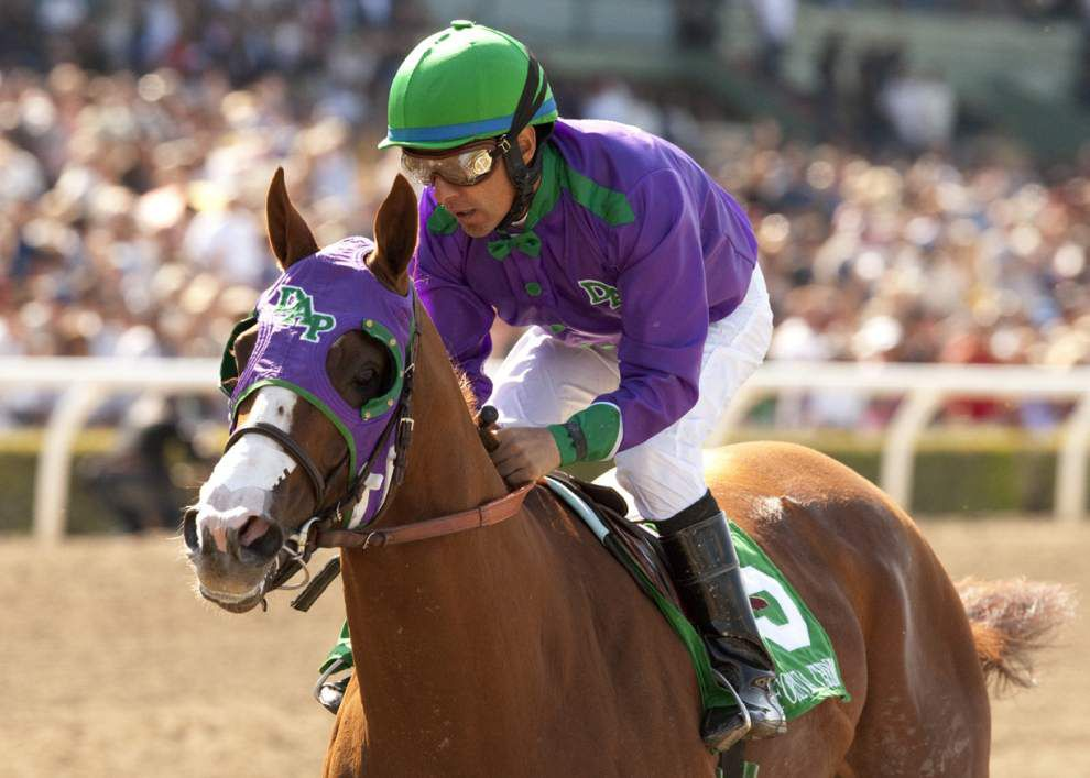Triple Crown bid in jeopardy _lowres
