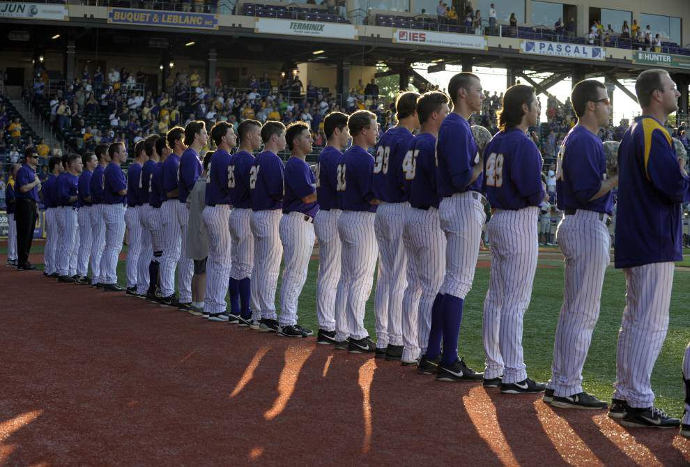 LSU baseball pregame: Tennessee at LSU _lowres