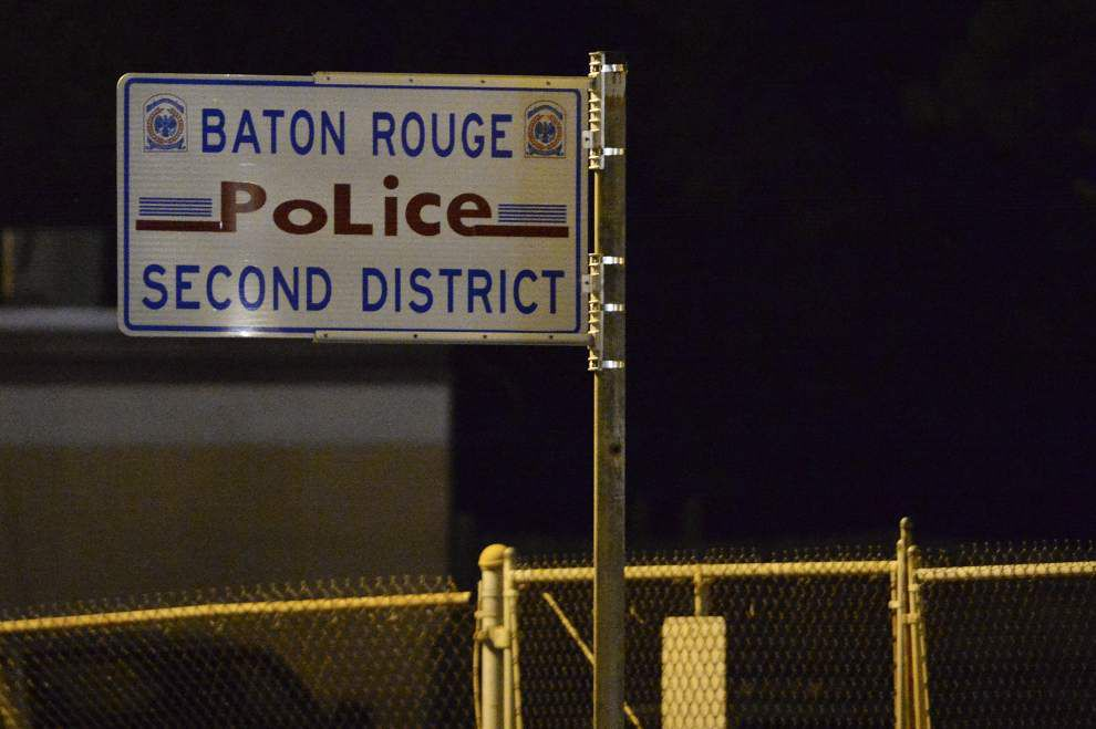 Ebola scare empties BR police station near LSU _lowres