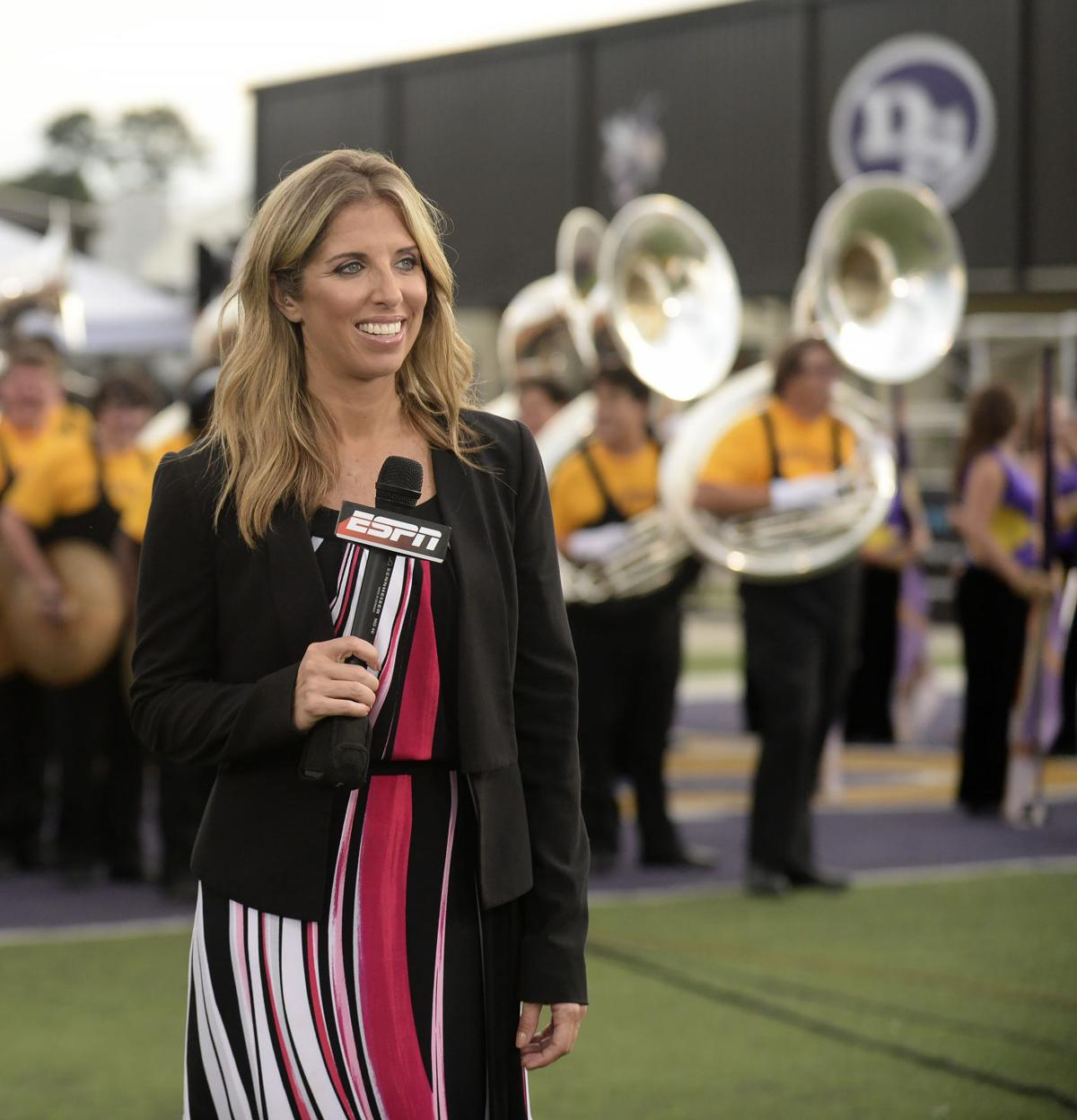Former ESPN Anchor Sara Walsh Announces Her New Job