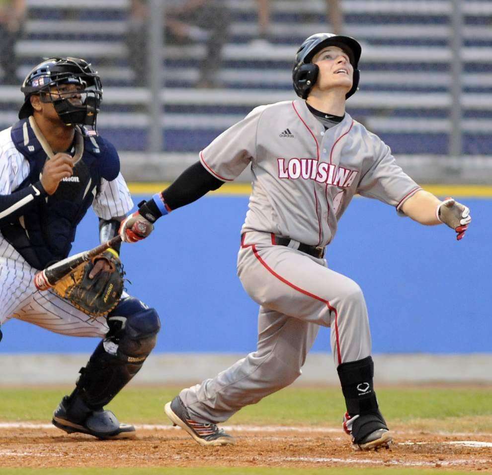 Roller-coaster ride of a season is on the upswing for the Cajuns baseball team _lowres
