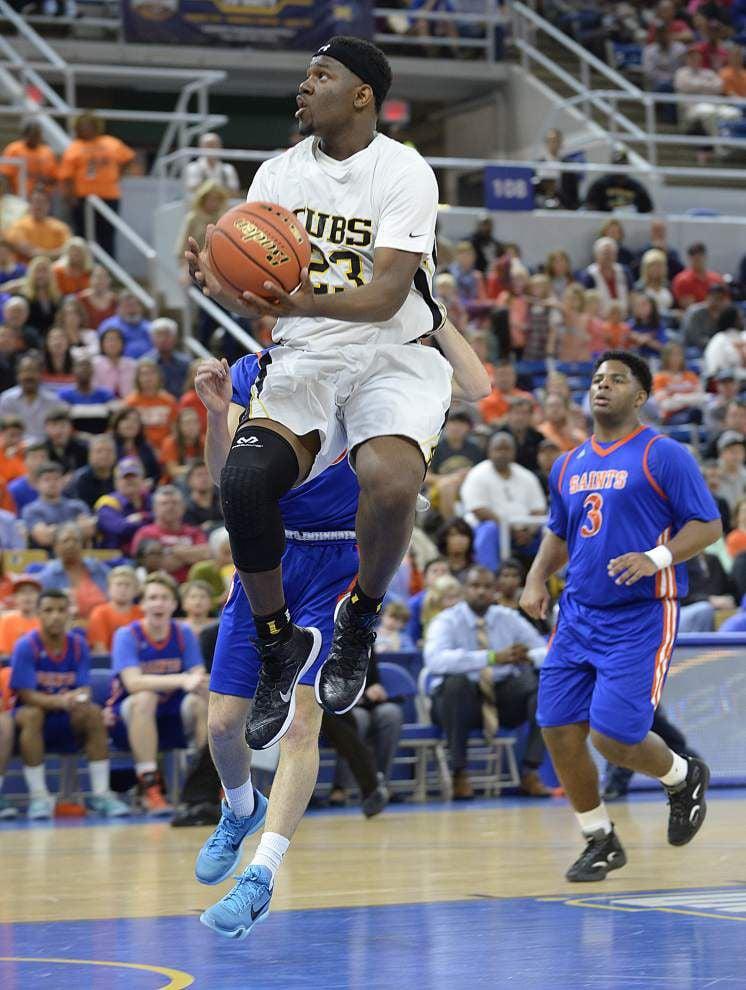 Photos: LHSAA Top 28 Basketball Thursday _lowres