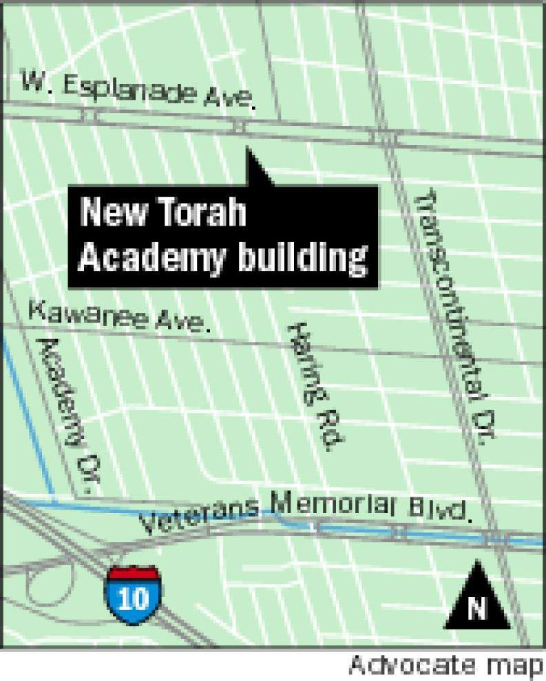 Jewish day school completes $5.7 million facility in Metairie _lowres