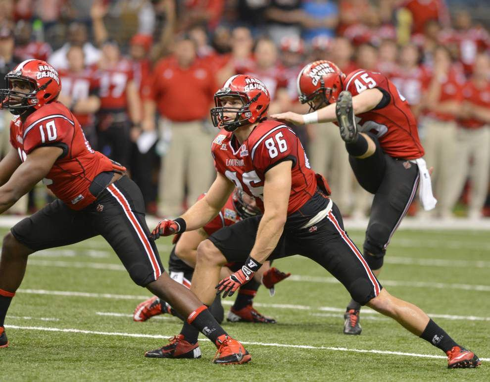 Ragin' Cajuns set football season ticket record _lowres