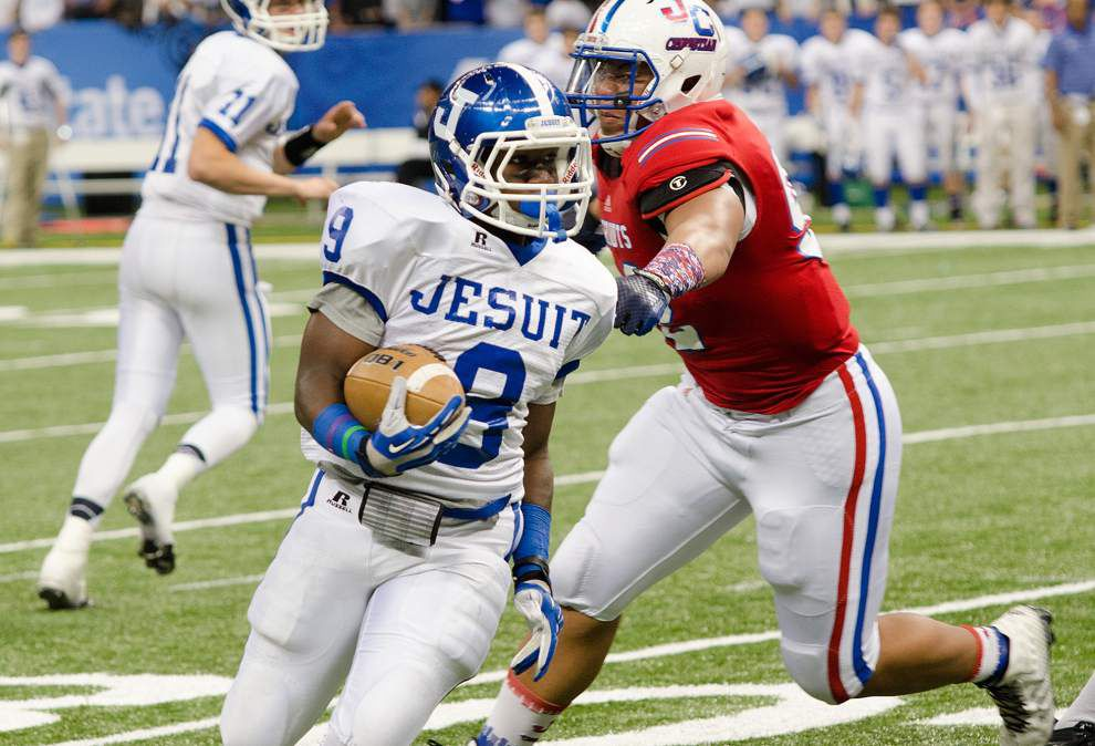 Walker: Jesuit still glowing after state title _lowres