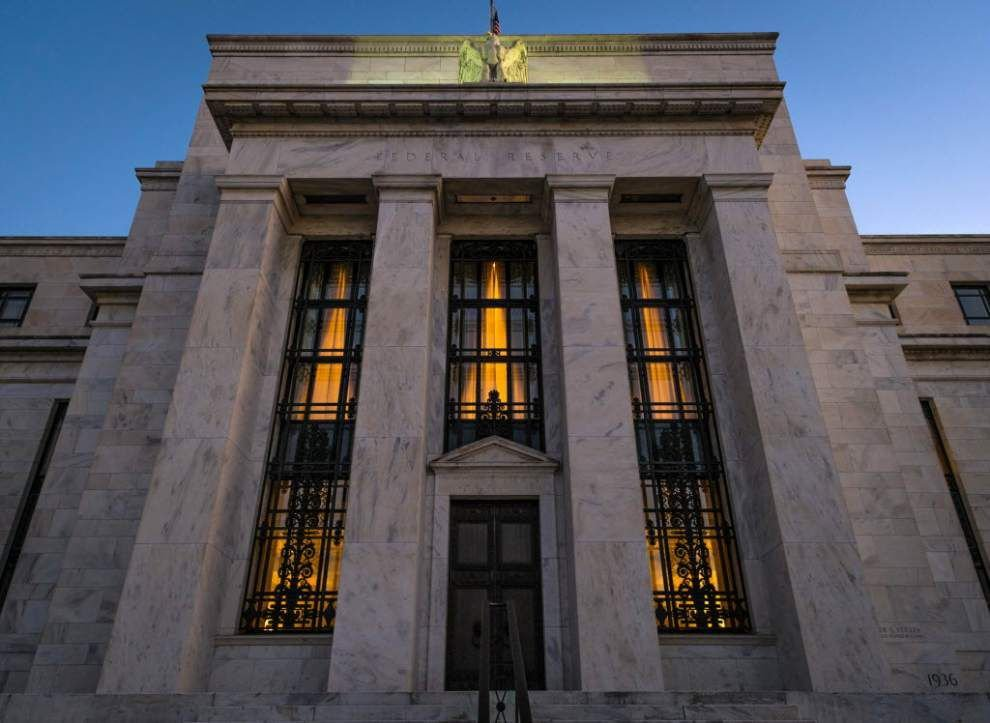 Fed increases estimate for key rate at end of 2015 _lowres