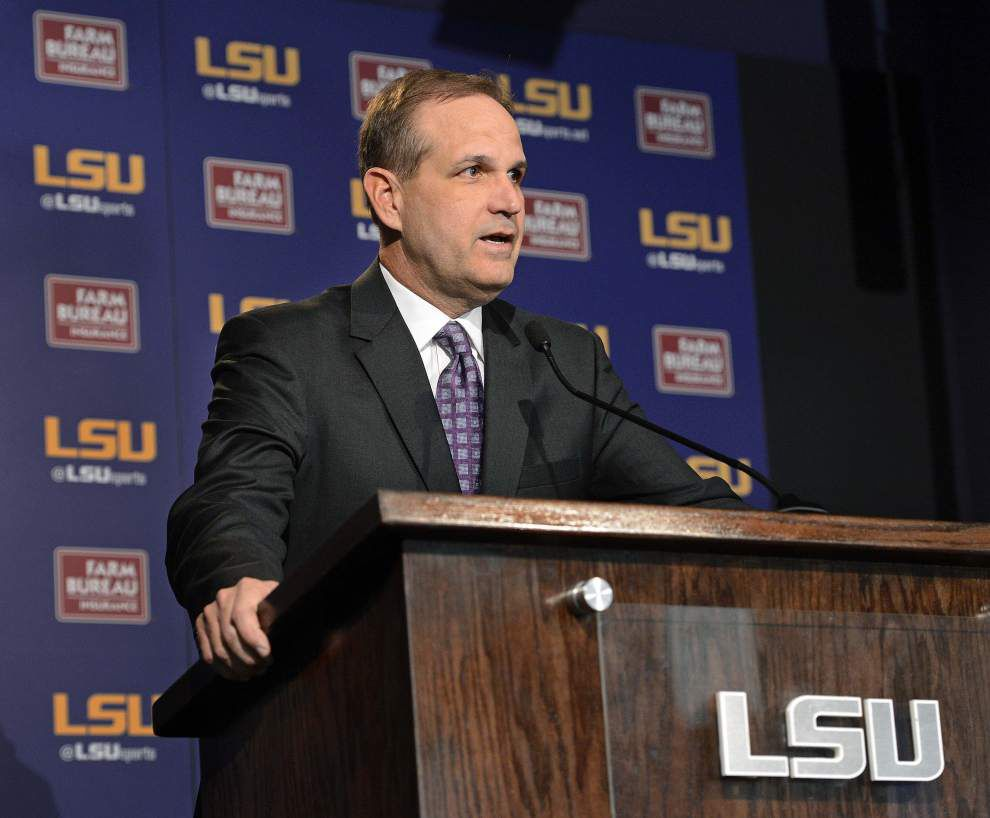 LSU defensive coordinator Kevin Steele says he is in the first phase of an 'easy' transition with the Tigers and is watching film _lowres
