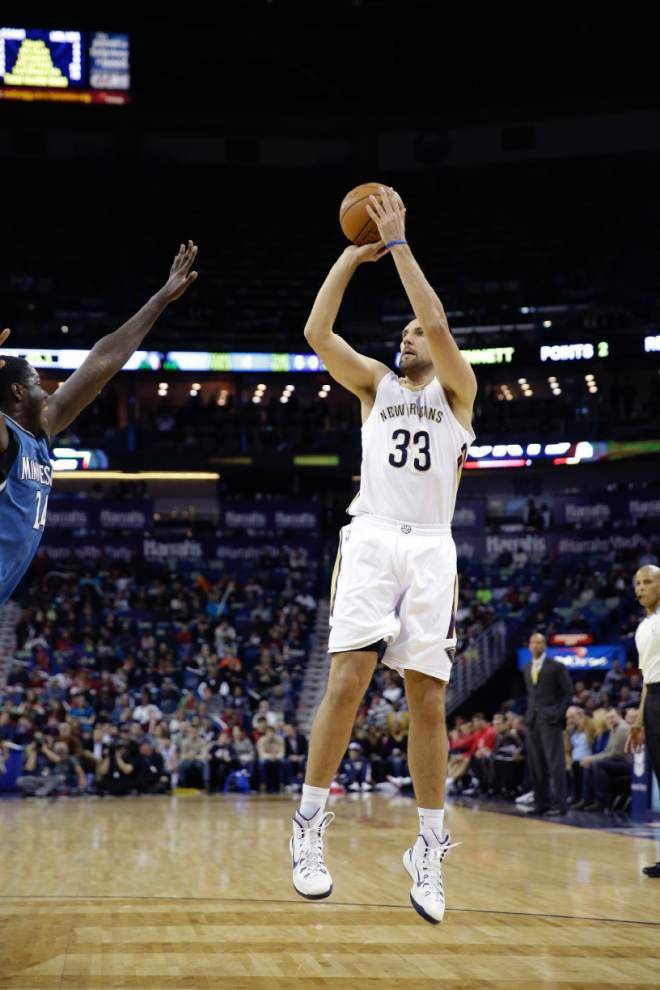 Pelicans' Anderson has fond memories of Kings' home court _lowres