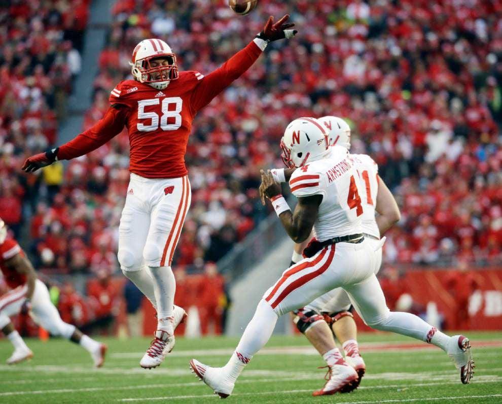 Wisconsin tailback Melvin Gordon breaks single-game rushing record against Nebraska _lowres