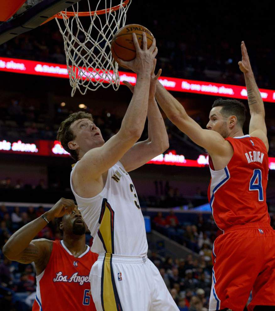 Without Anthony Davis, Pelicans still handle Clippers 108-103 _lowres