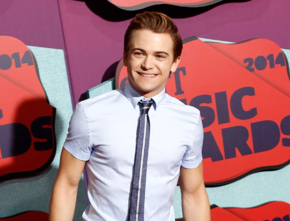 Hunter Hayes to headline U.S. Open Kids' Day _lowres
