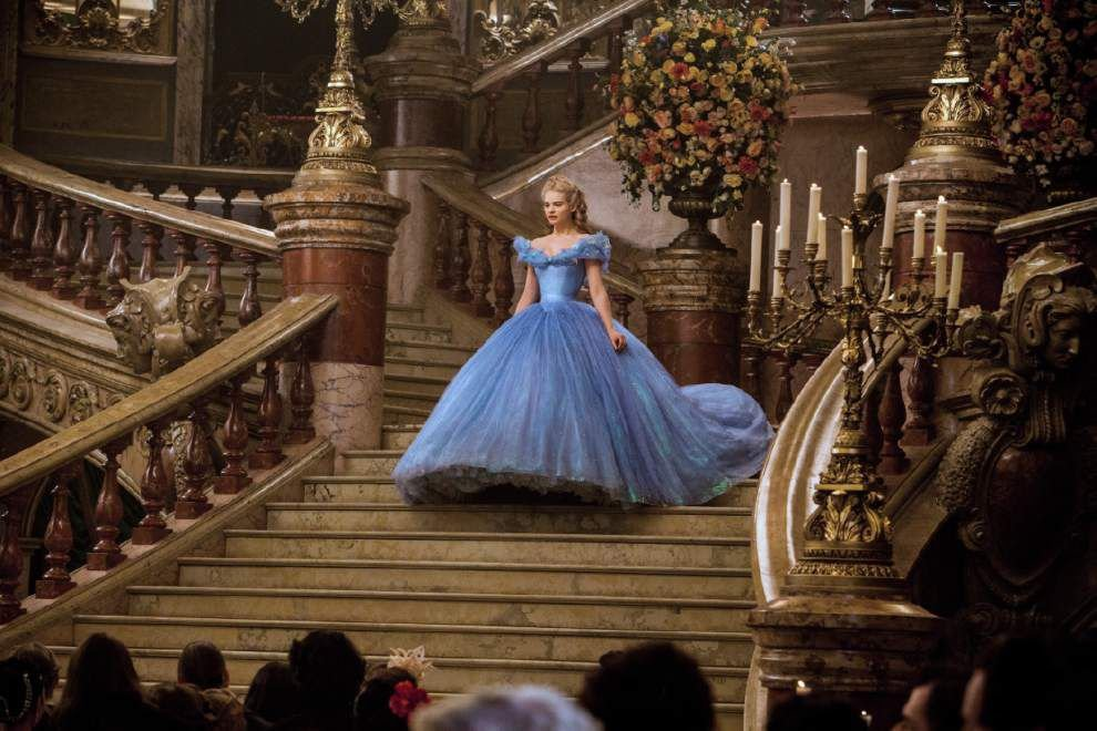 Review: New 'Cinderella' can't fill predecessor's slippers _lowres