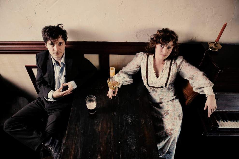 Shovels & Rope at Tipitina's Wednesday _lowres