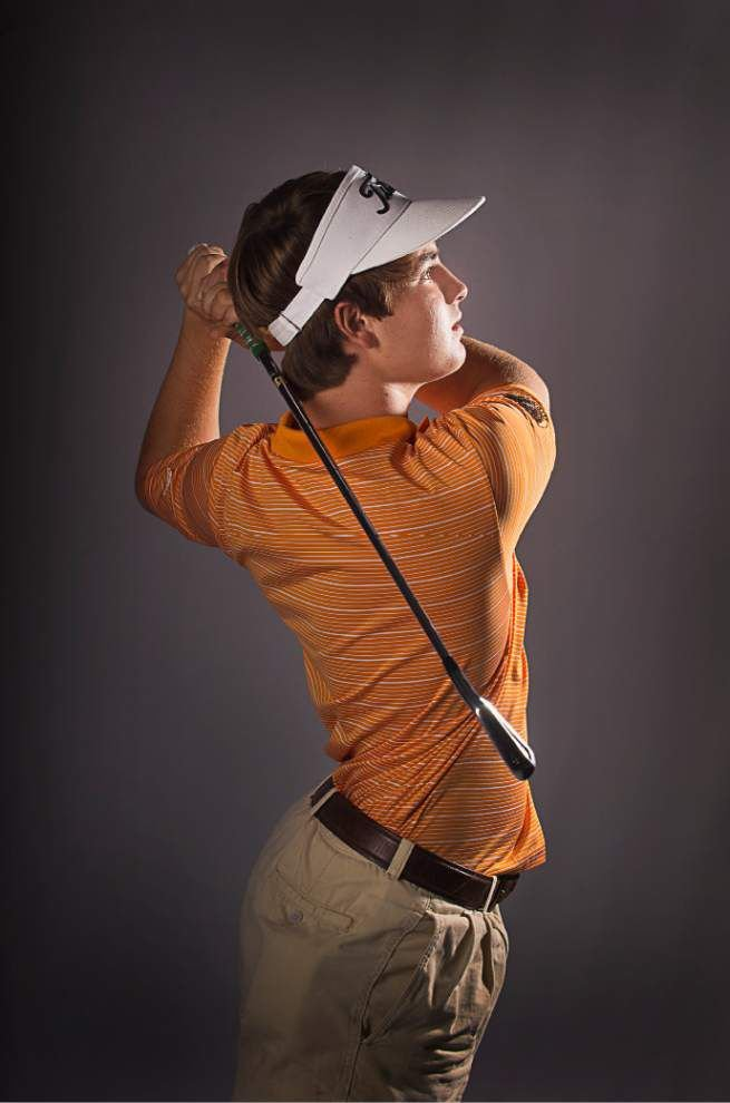 2014 All-Baton Rouge metro Division I-II boys golf team _lowres