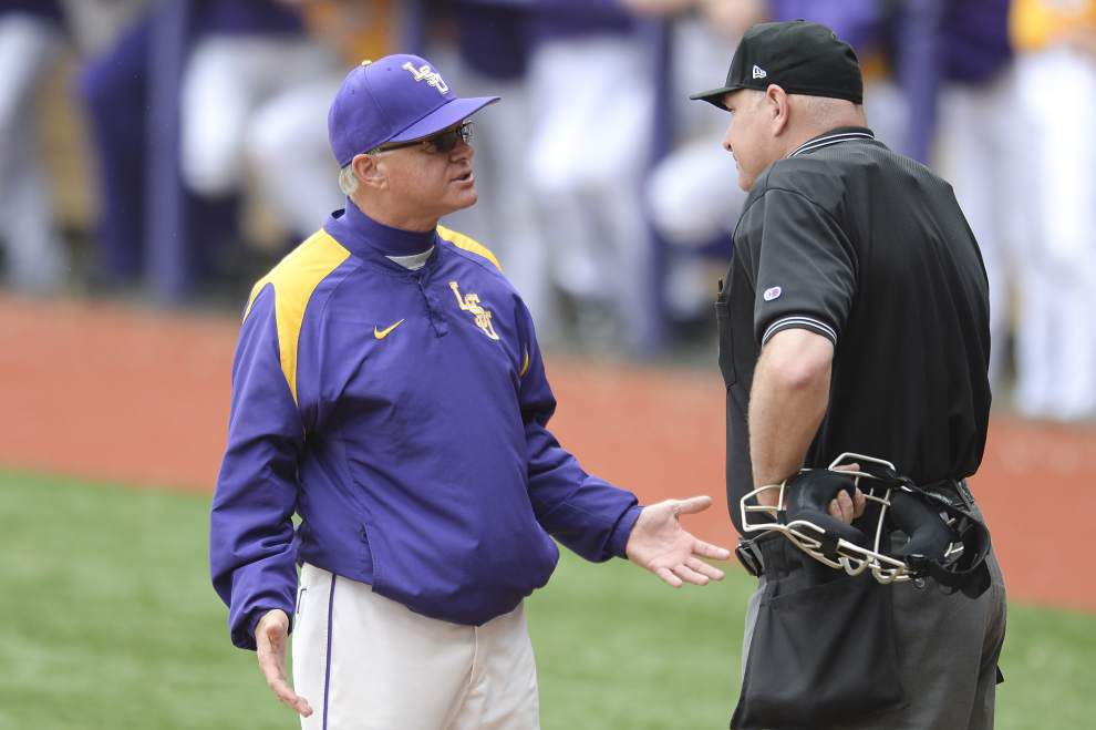 LSU baseball pregame: Lamar at LSU _lowres