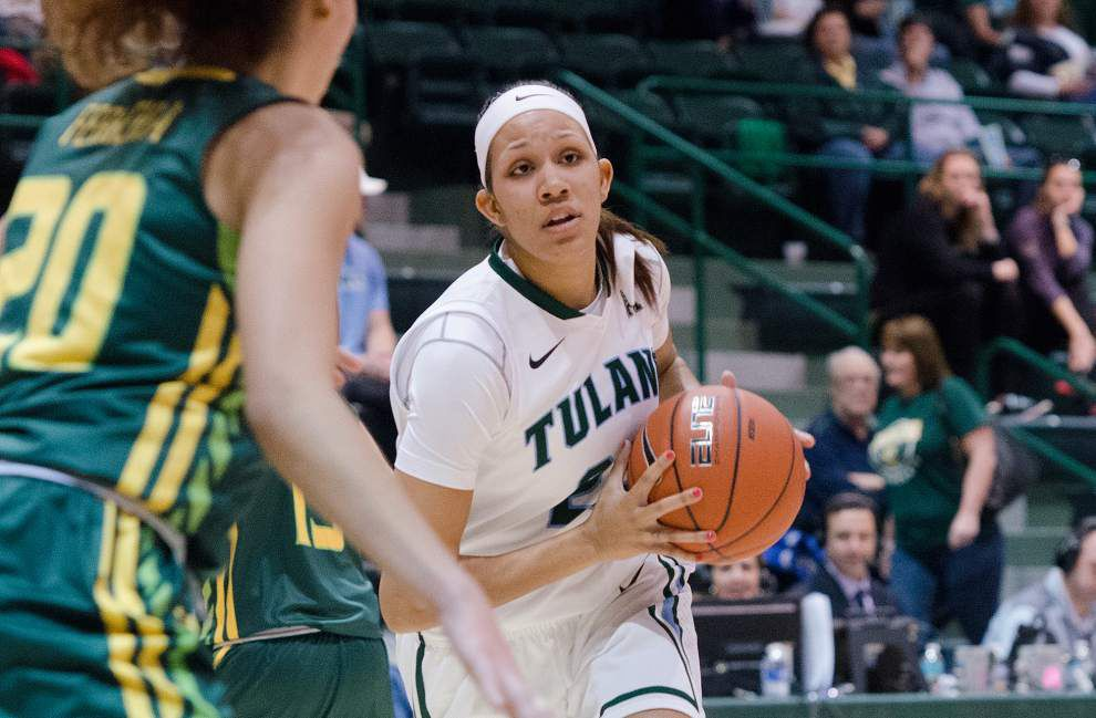 Tulane women look to impress _lowres