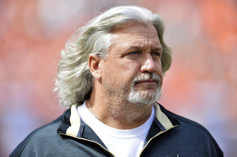 Saints defensive coordinator Rob Ryan takes the blame for the team's 0-2 start _lowres