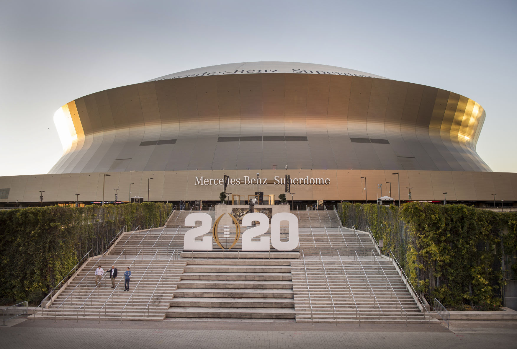 When might New Orleans host another college football national championship after 2020?